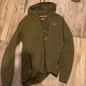 PATAGONIA BETTER SWEATER WITH HOOD